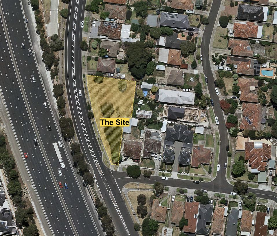 Pascoe Vale South Site Context Map
