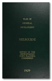 Plan of General Development 1929