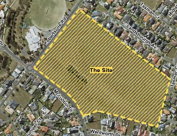 18-24 Robertsons Road and 16-28 McCubbin Drive, Taylors Lakes