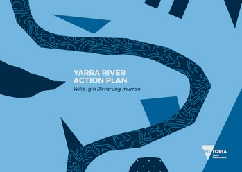Yarra River Action Plan repoprt cover