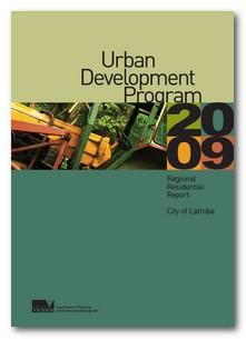 UDP Regional Residential Report Latrobe