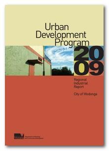 UDP Regional Industrial Report Wodonga