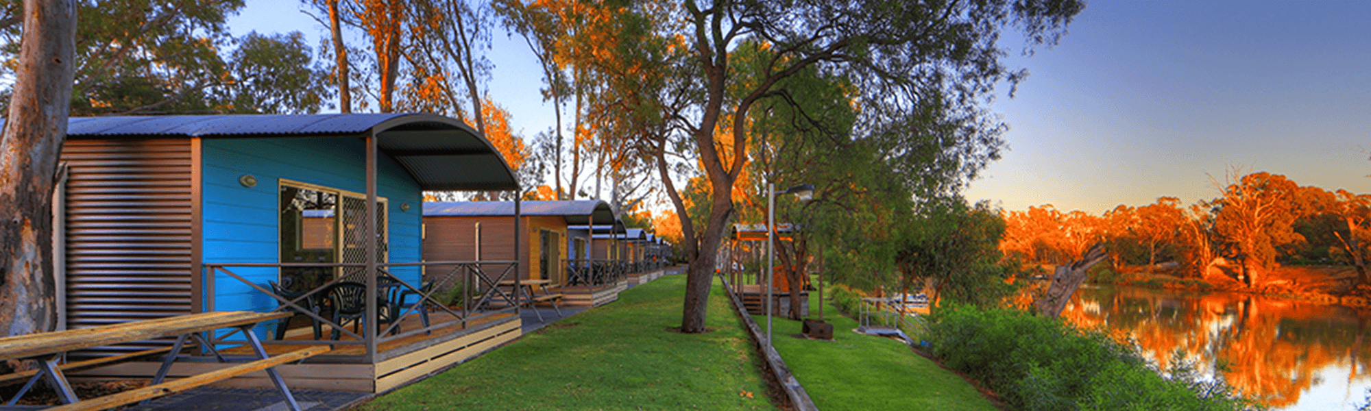 Caravan parks and movable dwellings