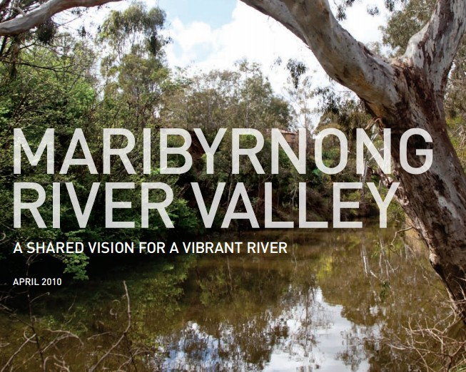 Maribyrnong River Valley
