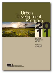 UDP Regional Residential Report Mildura