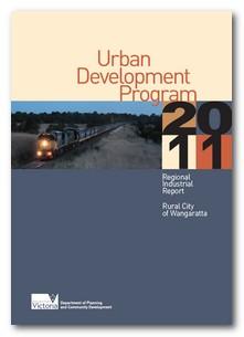 UDP Regional Industrial Report Wangaratta