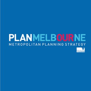Cover of the Plan Melbourne 2017 report