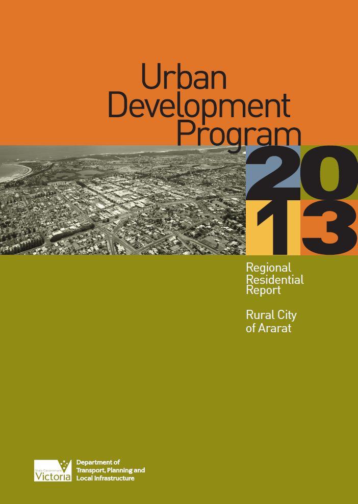 Ararat Residential Cover
