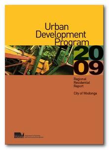 UDP Regional Residential Report Wodonga