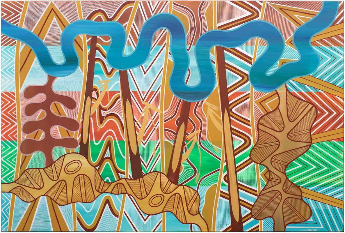 Mirring - Country. DELWP's Aboriginal Cultural Identity